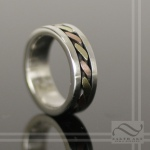 Life is Full of Twists Wedding Band