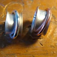 Silver Spinner Rings