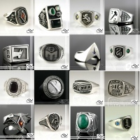 A small Collection of Signet Rings 2016