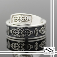 African Tribal Ring