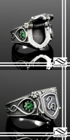 Slytherin House Poison Ring
