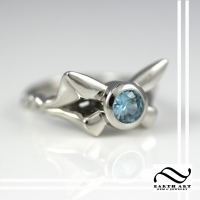 Custom Platinum Navi Ring