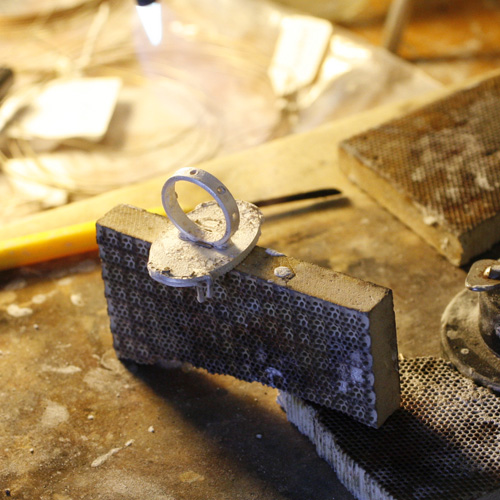 sliver smithing workbench